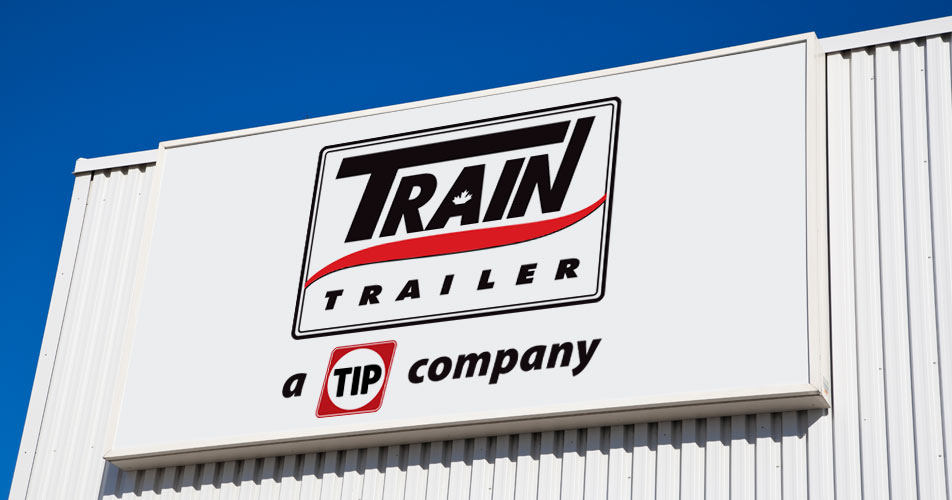 Train Trailer - Cornwall transport trailer rental company