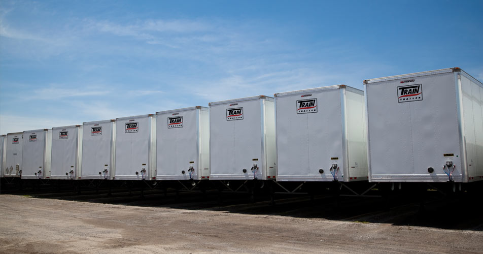 Train Trailer - Toronto transport trailer rental company